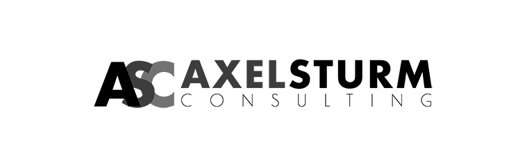 Axel Sturm Consulting Logo Transparent